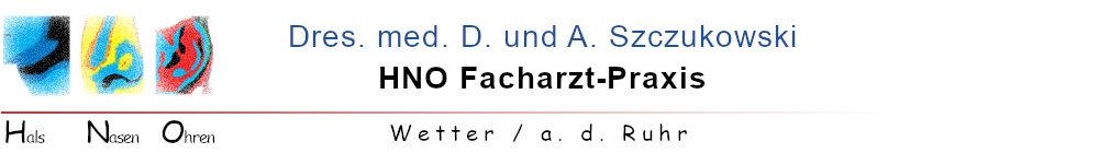HNO Facharzt Praxis Dr. med. D. Szczukowski, Dr. med. Alexander Szczukowski